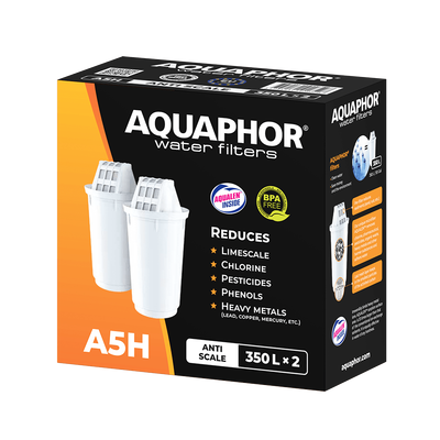 Aquaphor A5H 2 wkłady do dzbanków Aquaphor
