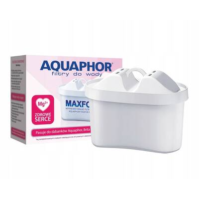 Aquaphor B25 Mg2+ Maxfor wkład do dzbanków Aquaphor, Brita, Dafi, BWT