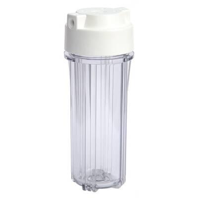 """Części do filtrów do wody RO-10"""" Kuna filter przezroczysta"""