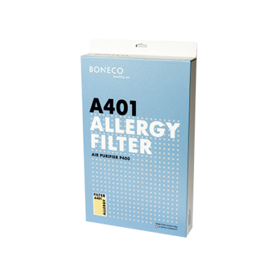 Filtr A401 ALLERGY do oczyszczacza Boneco P400