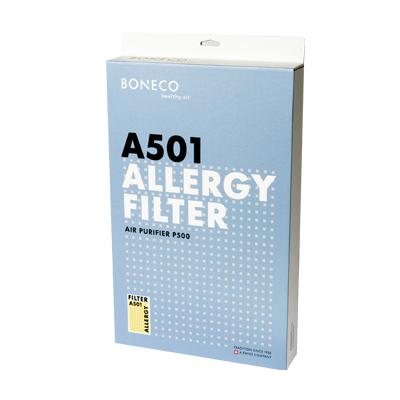 Filtr A501 ALLERGY do oczyszczacza Boneco P500