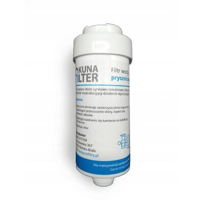 Filtr wstępny Kuna Filter prysznicowy