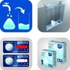 Filtr wymienny do ekspresów Brita AquaGusto 100 CU