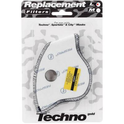 Filtry do maski antysmogowej RESPRO TECHNO FILTER PACK - 2 SZT