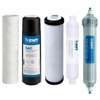 Filtry wymienne BWT Pure Aquacalcium