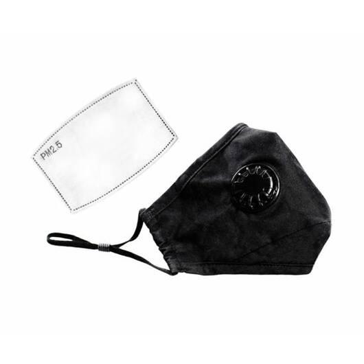Maska Basic antysmogowa N95 czarna