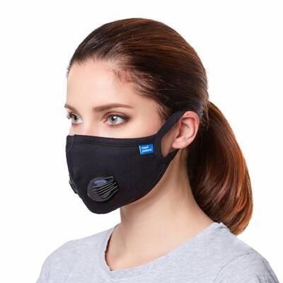 Maska FFP2 Normal antysmogowa N99 czarna