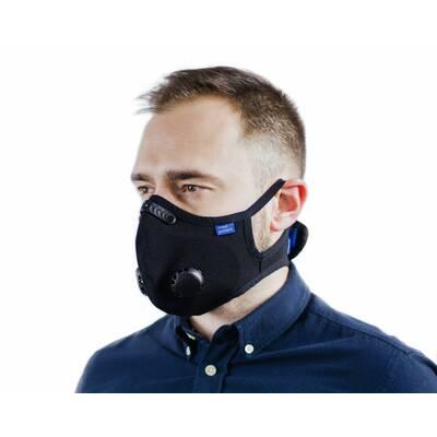 Maska FFP3 PRO czarna