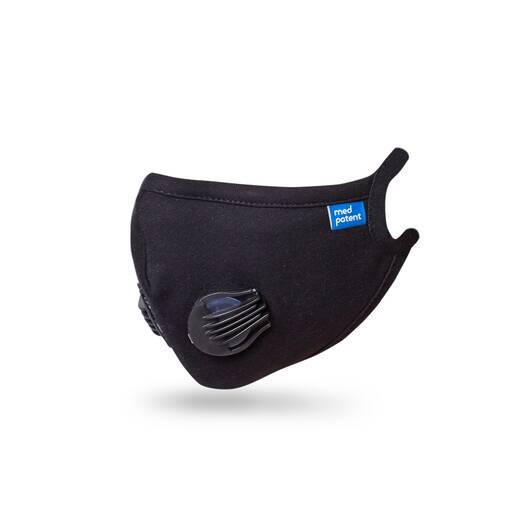 Maska Normal antysmogowa N99 czarna