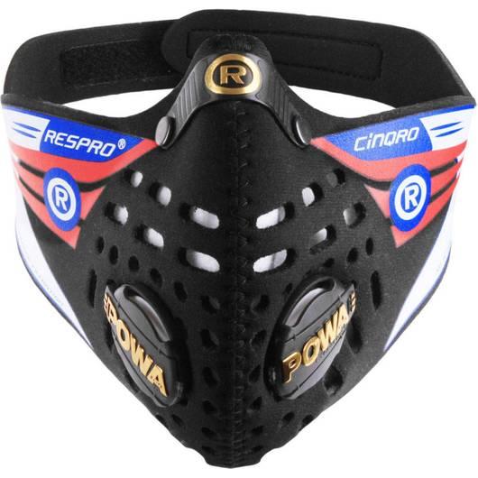 Maska antysmogowa dla biegaczy - Respro Cinqro