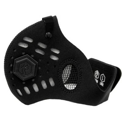Maska antysmogowa Dragon Sport II Black