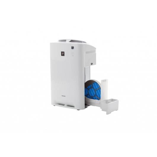 Sharp KC-A60EUW oczyszczacz i nawilżacz elementy funkcji nawilżania