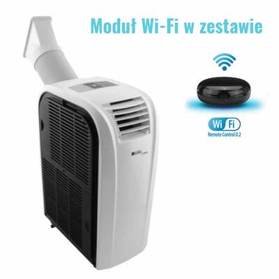 [Zestaw] Fral SuperCool FSC 14 + Moduł WiFi (Wi-Fi Remote Control)