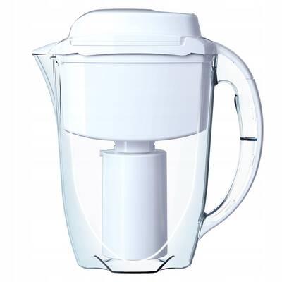 dzbanek filtrujący Aquaphor J.Shmidt 500 + 2 wkłady (biały)