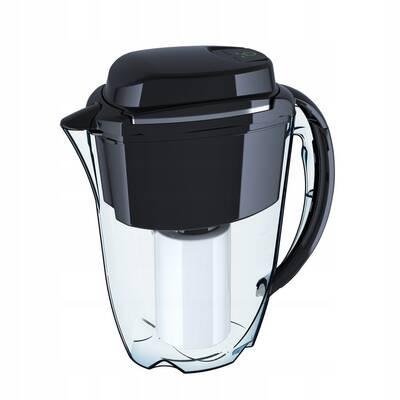 dzbanek filtrujący Aquaphor J.Shmidt 500 + 2 wkłady (czarny)