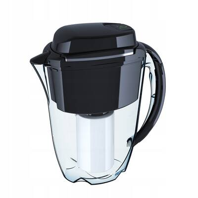 dzbanek filtrujący Aquaphor J.Shmidt 500 Black Edition (czarny)