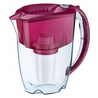 dzbanek filtrujący Aquaphor Prestige + 4 wkłady (wiśniowy)