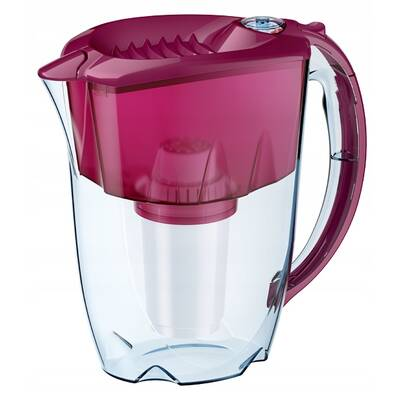 dzbanek filtrujący Aquaphor Prestige (wiśniowy)