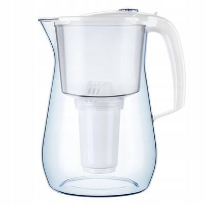 dzbanek filtrujący Aquaphor Provence + 6 wkładów (biały)