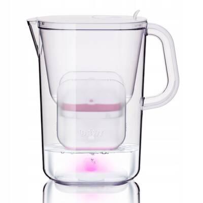 dzbanek filtrujący BWT Aqualizer + 2 wkłady (biały)