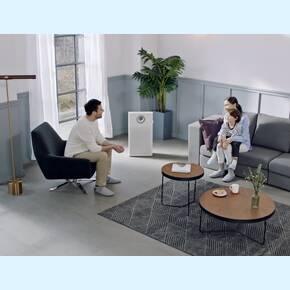 Oczyszczacz powietrza do salonu