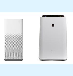 Oczyszczacz Sharp vs Xiaomi