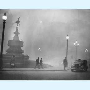 Smog londyński