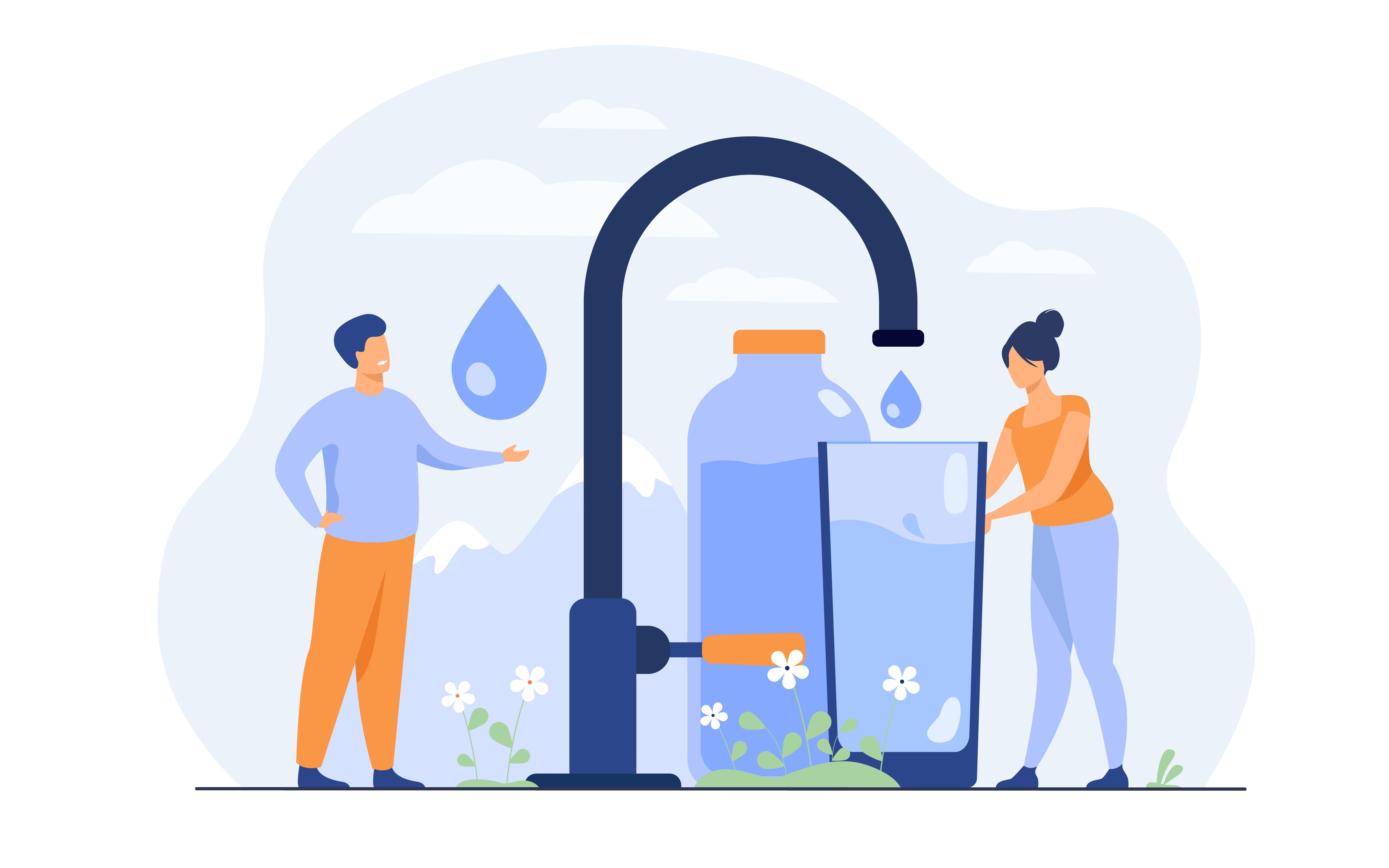 filtry wstępne do wody