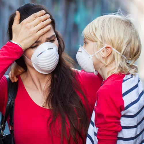 Goodair - maski antysmogowe