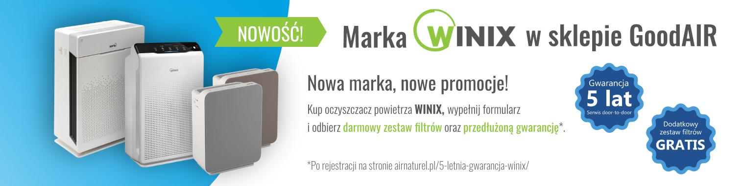 Winix Zero oczyszczacz