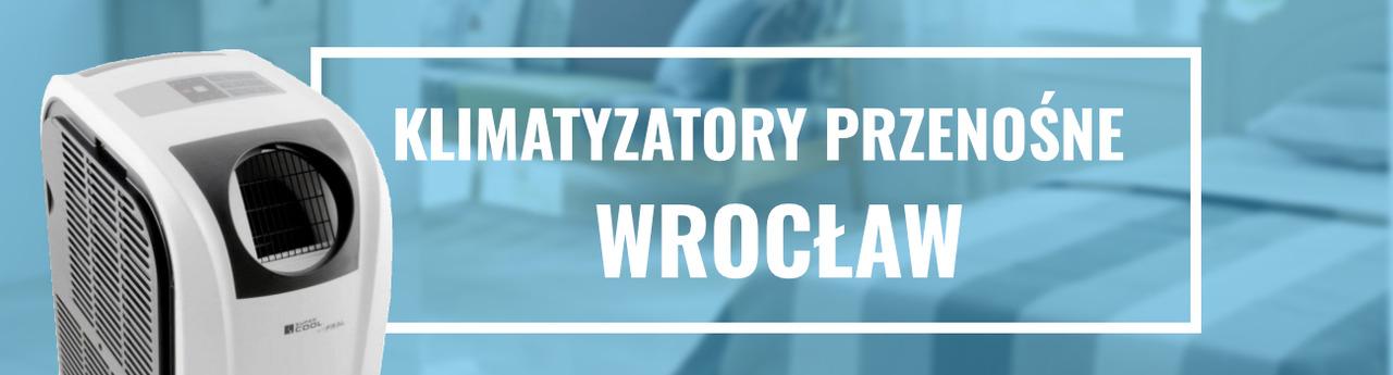 Klimatyzatory przenośne Wrocław