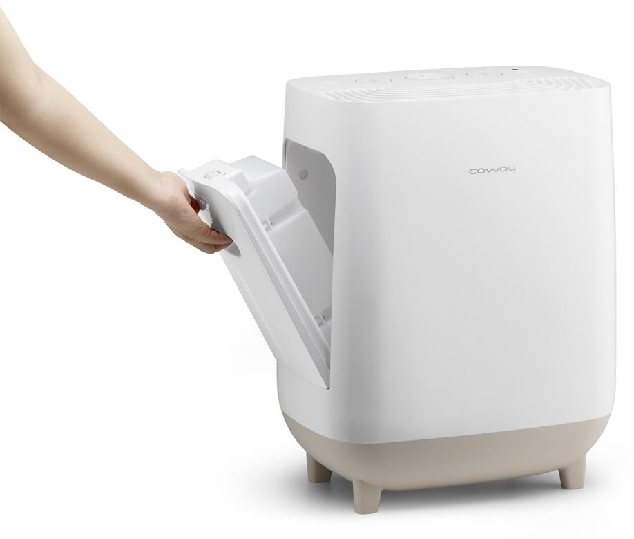 Nawilżanie - oczyszczacz powietrza Coway APMS-0814C