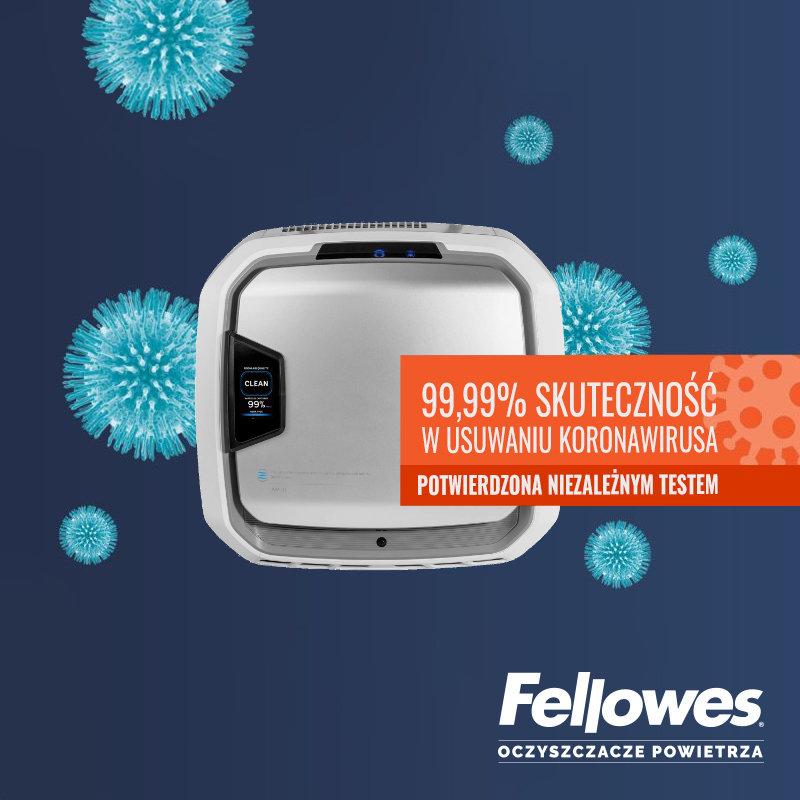 Fellowes AeraMax Pro AM3 PC koronawirus