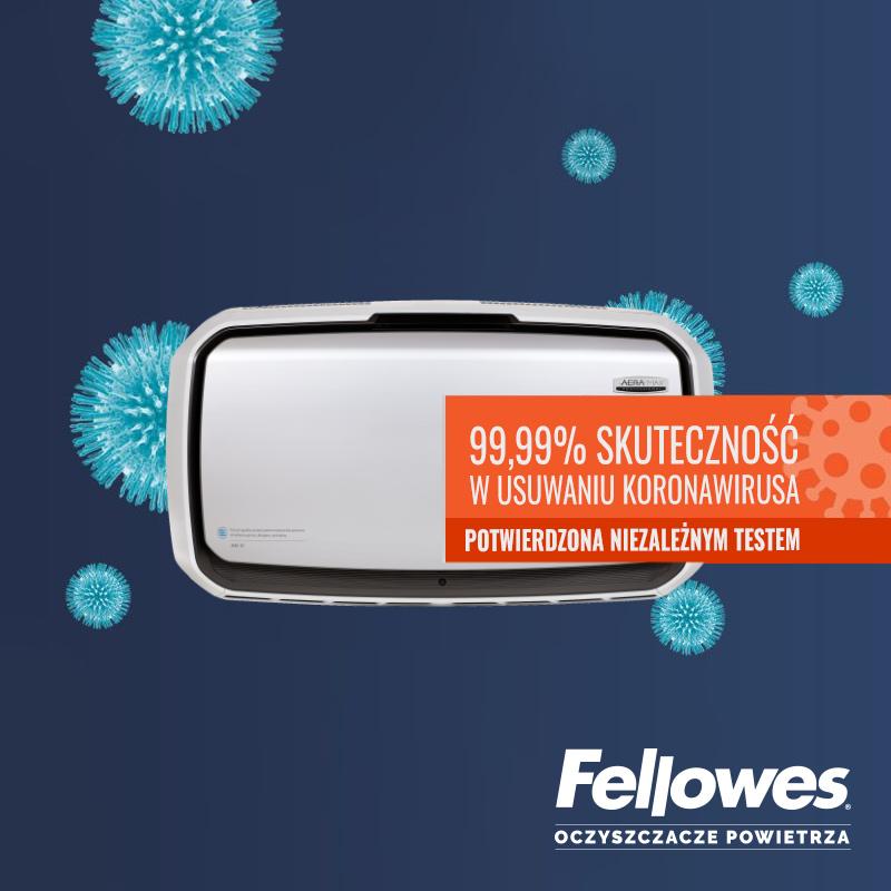 Fellowes AeraMax Pro AM4 koronawirus