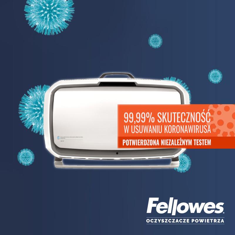 Fellowes AeraMax Pro AM4S koronawirus