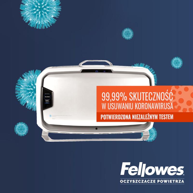Fellowes AeraMax Pro AM4S PC koronawirus