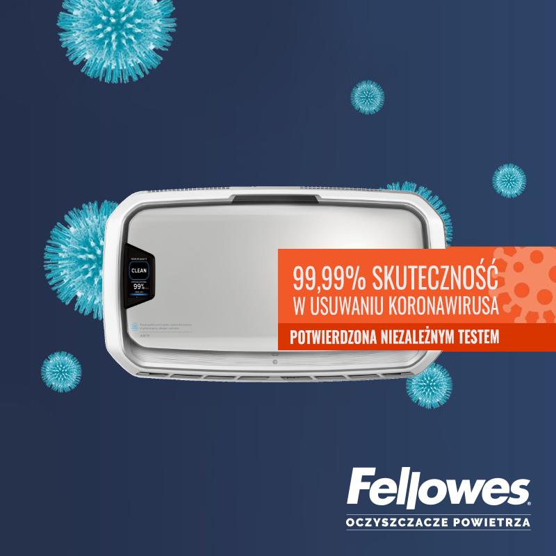 Fellowes AeraMax Pro AM4 PC koronawirus
