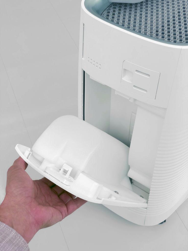 Ideal AP 35H oczyszczacz i nawilżacz