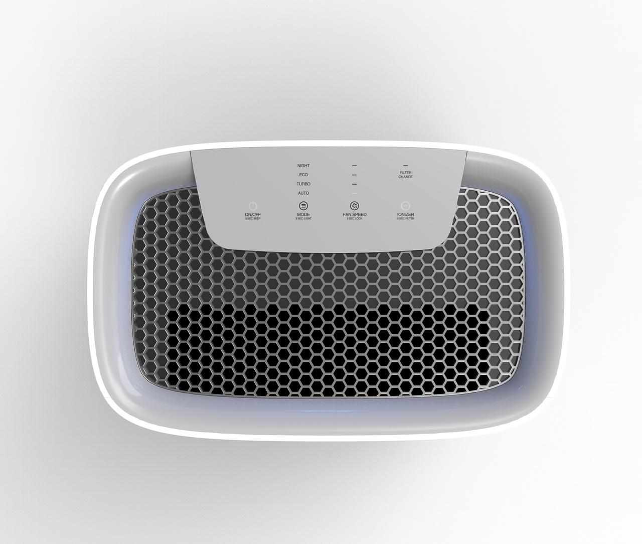 Ideal AP 35 jonizacja powietrza