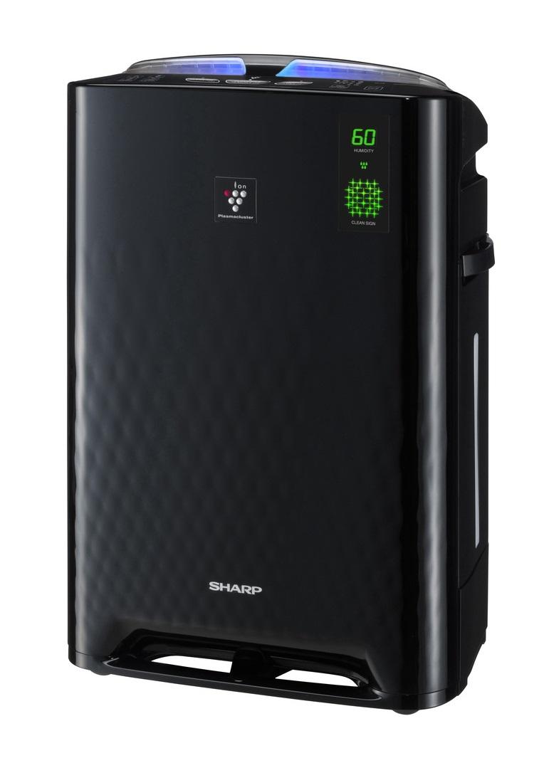 Sharp KC-A50EUB oczyszczacz i nawilżacz - filtracja powietrza