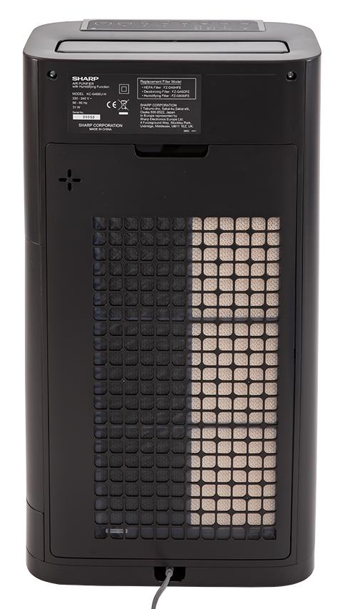 Sharp KC-G40EUH oczyszczacz i nawilżacza - filtr wstępny
