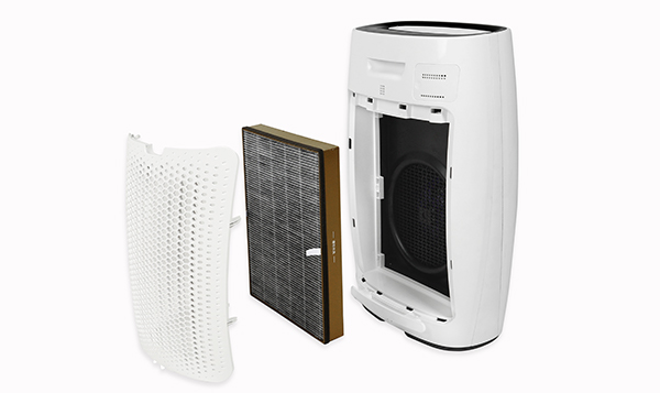 Oczyszczacz Toshiba CAF-X50XPL filtry powietrza