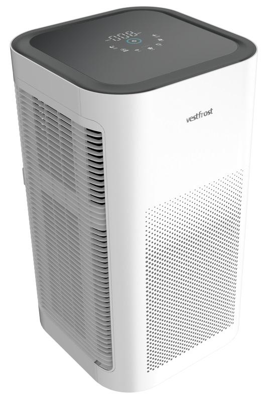 Vestfrost VP-A1S70WH filtracja powietrza