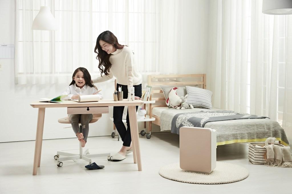 Winix Zero N w pokoju dziecka