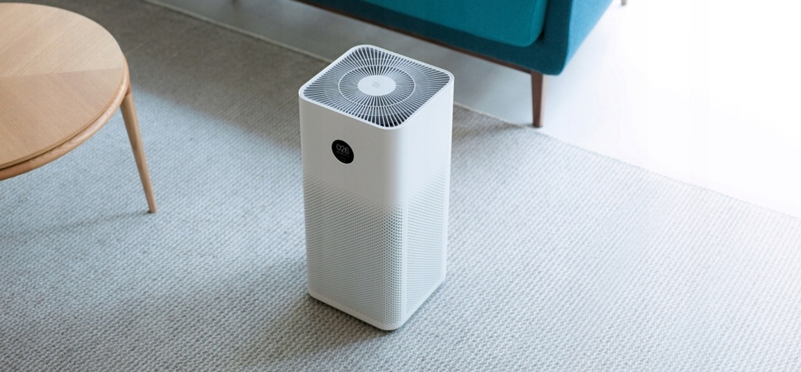 Oczyszczacz powietrza Xiaomi Mi Air Purifier 3H