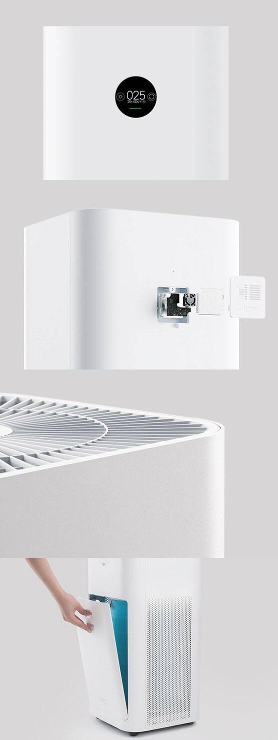 Oczyszczacz powietrza Xiaomi Mi Air Purifier Pro H - filtry