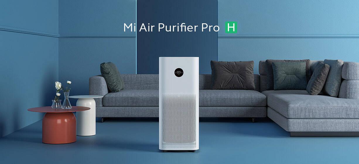 Oczyszczacz powietrza Xiaomi Mi Air Purifier Pro H - design