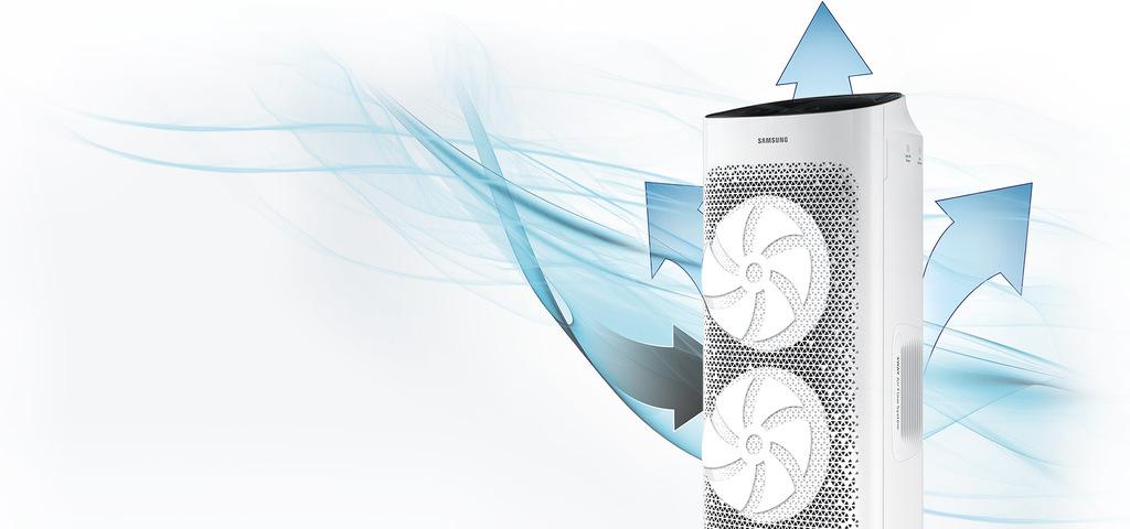Samsung AX90R7080WD oczyszczacz