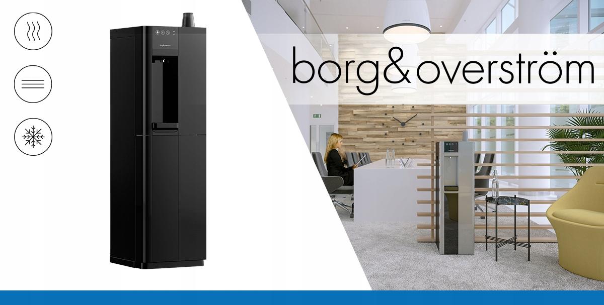 FDystrybutor do wody BorgOverstrom - woda dla firmy