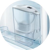 Brita Aluna (biały) dzbanek filtrujący - lodówka